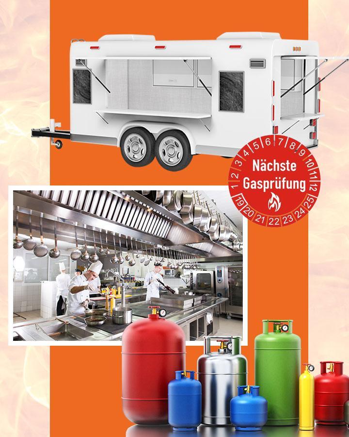 Foodtruck_Gasüberprüfung Prüfplakettenservice TÜV